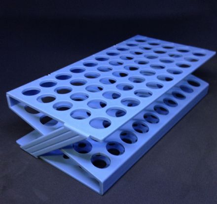 ABS  Rack for 17 mm Test tubes